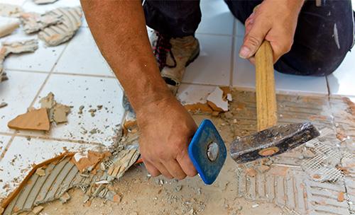 renovatie lening voor niewe tegels