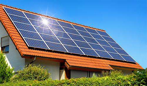 groene lening voor zonnepanelen
