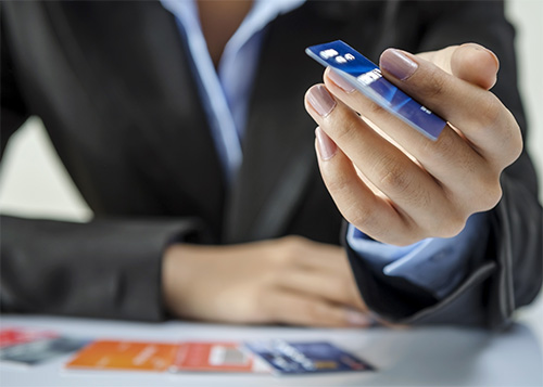Hoe haal je voordeel uit een creditcard