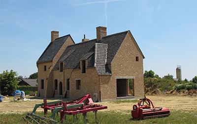 Wat kost het geld lenen voor het kopen of bouwen van een for Wat kost eigen huis bouwen
