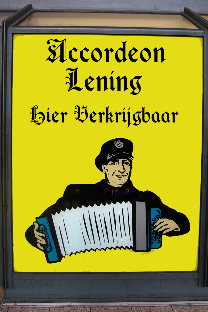 Accordeon Lening