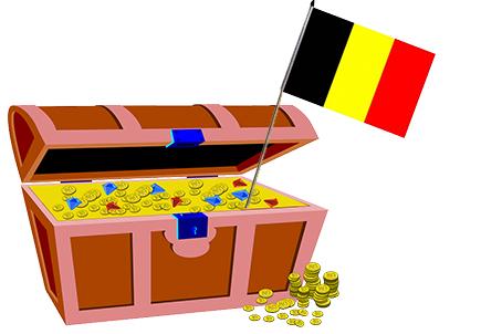 schatkist belgie