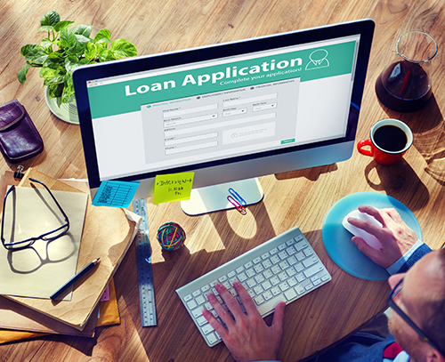 Websites krediet promotie