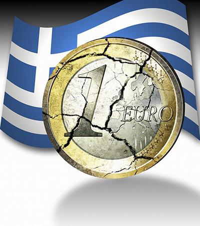 Griekenland en de Euro