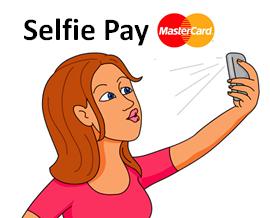mastercard selfiepay