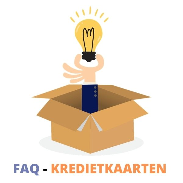 FAQ KREDIETKAARTEN