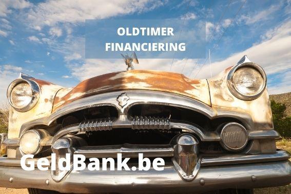 Oldtimer financiering