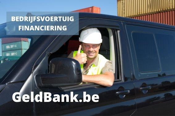 bedrijfsvoertuig financiering