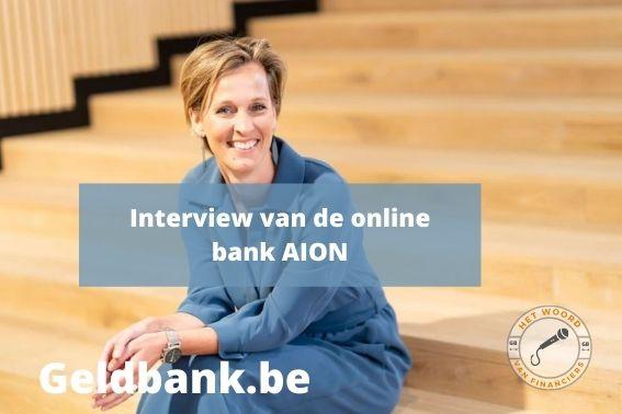 Interview Aion CEO Van Esbroeck
