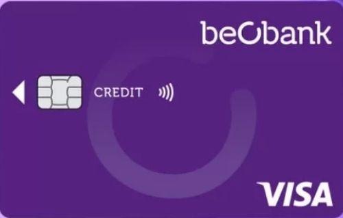 Beobank Visa Classic