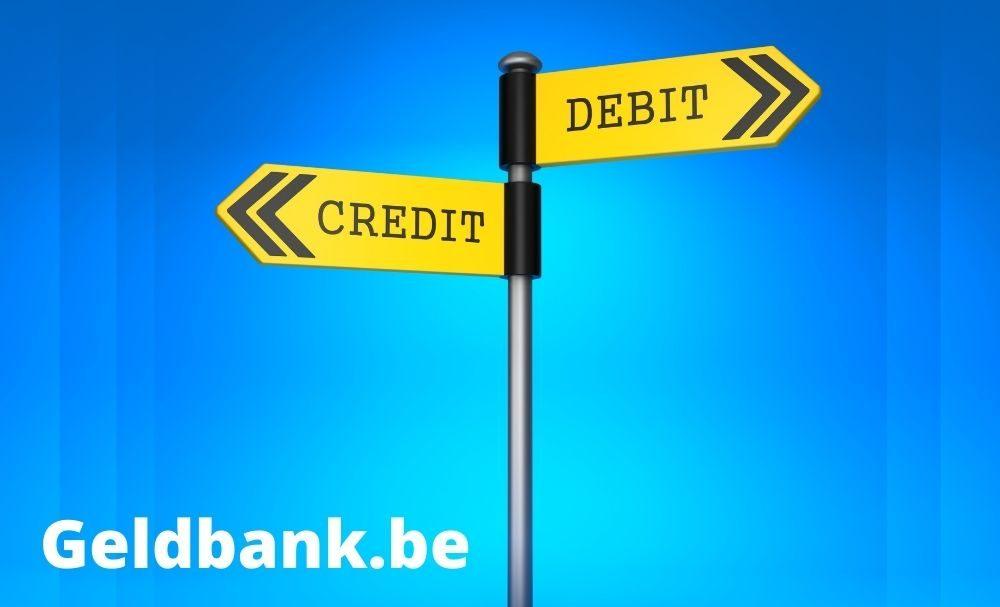 Debetkaart of kredietkaart